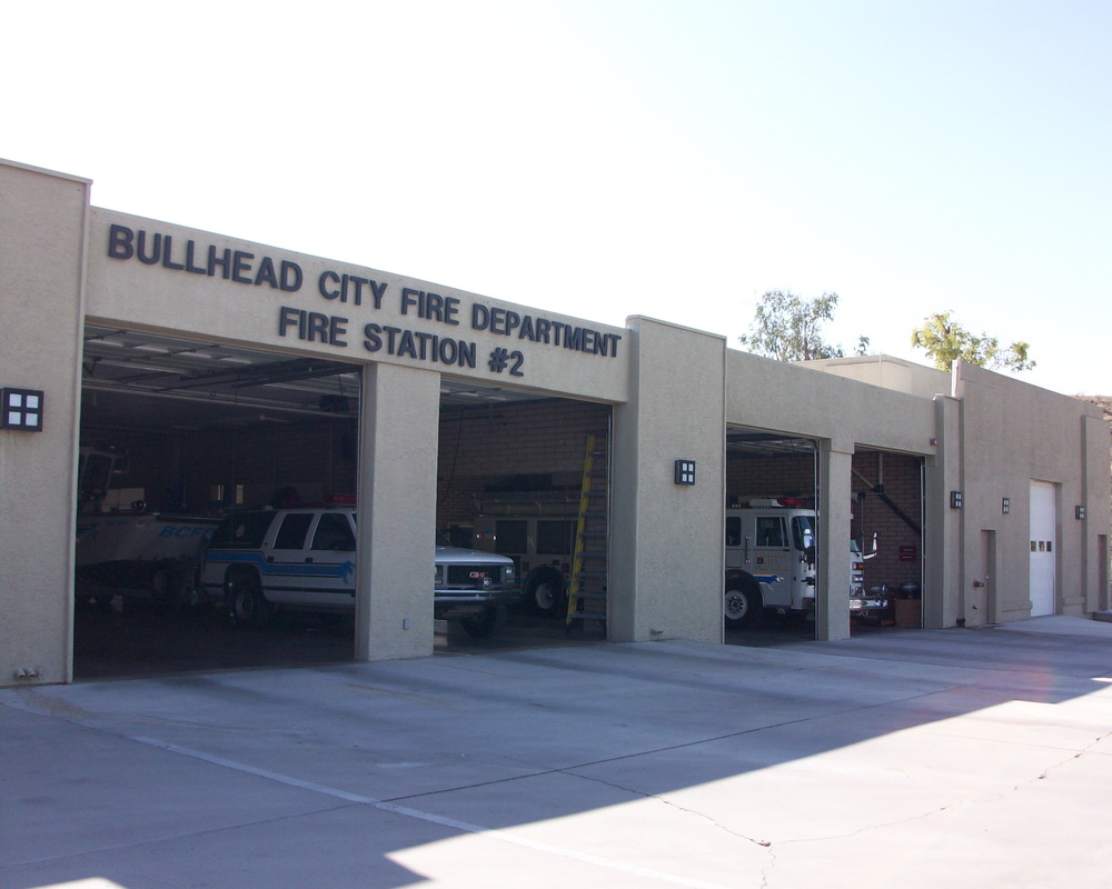 Station 2 - Bullhead City Fire Department